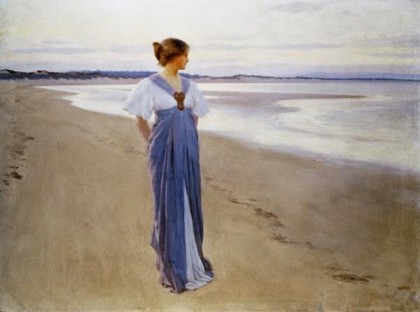 Παραλία – William Henry Margetson