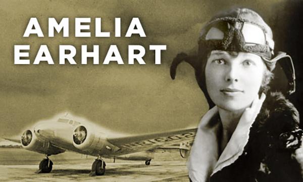 Αμέλια Έρχαρτ – το λαμπερό αστέρι των αιθέρων