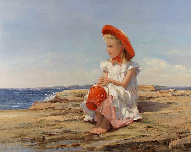 Στην ακτή – Sally Swatland