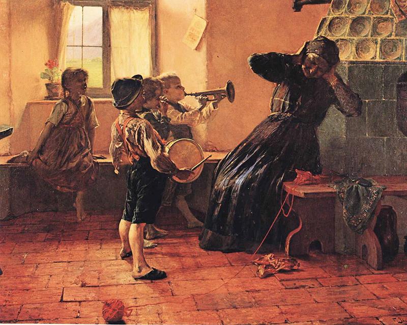 Παιδική συναυλία – Γεώργιος Ιακωβίδης