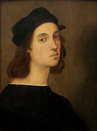Selfportrait_of_Raffaelo,_Uffizi_Florence