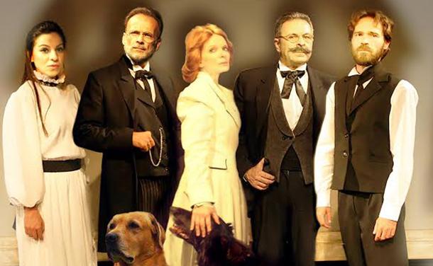«Εγώ, η Μάρθα Φρόυντ» στο Θέατρο Τέσσερις Εποχές -Γιάννης Μόρτζος