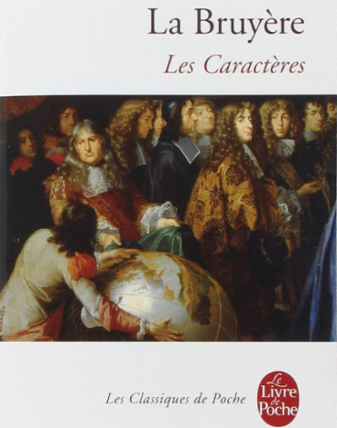 Οι χαρακτήρες (Les Caractères)