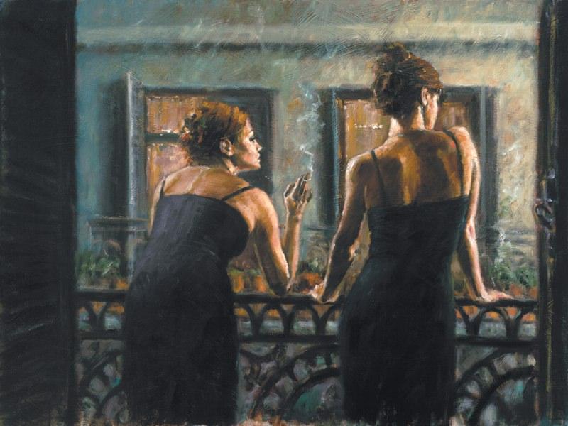 Σταχτοπούτες της νύχτας – Φαμπιάν Πέρεζ