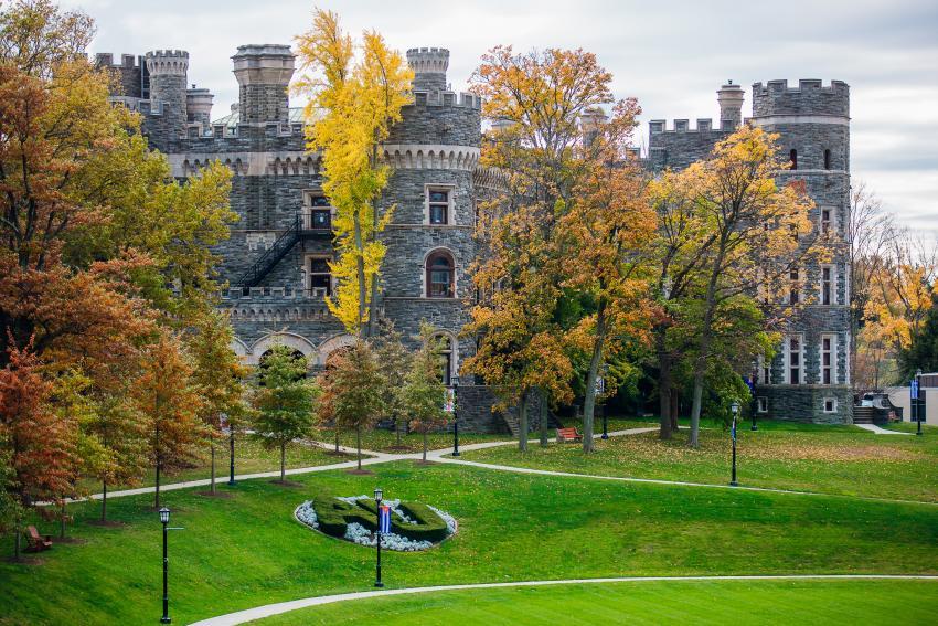 Arcadia University studying abroad program