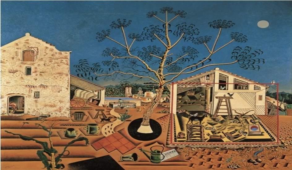 The Farm-Joan Miro