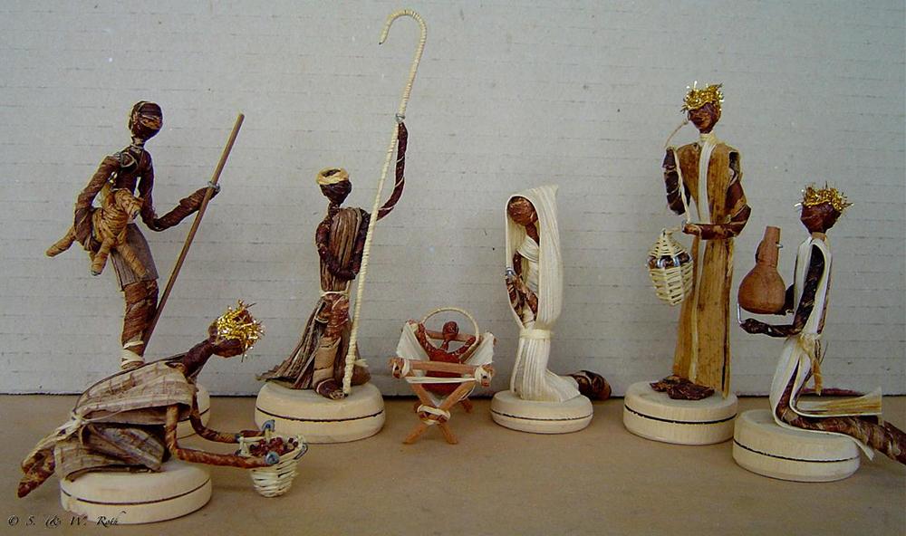 Αφρικανική Τέχνη: Φάτνη