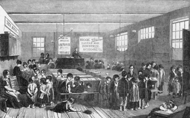 Εκπαίδευση – Εκκλησία και Θέση Γυναικών στην Αγγλία του 19ου αιώνα