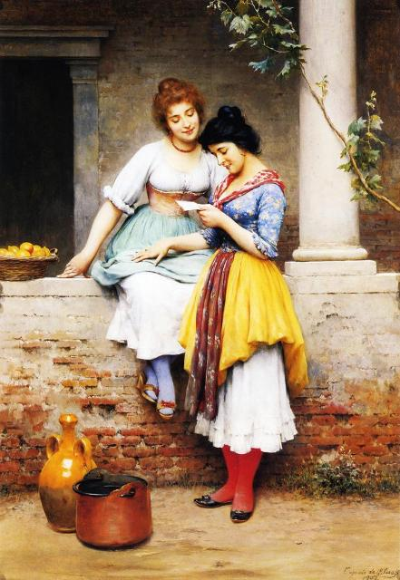The Love Letter (1902)
