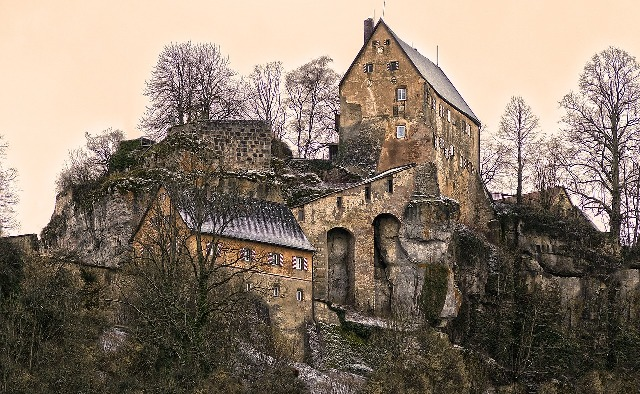 Το Κάστρο του παραμυθιού
