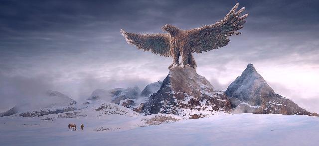 Ο Αλαζόνας Αετός