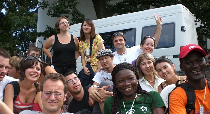 Εσπεράντο, ως εδραίωση φιλίας και ισοτιμίας μεταξύ των λαών