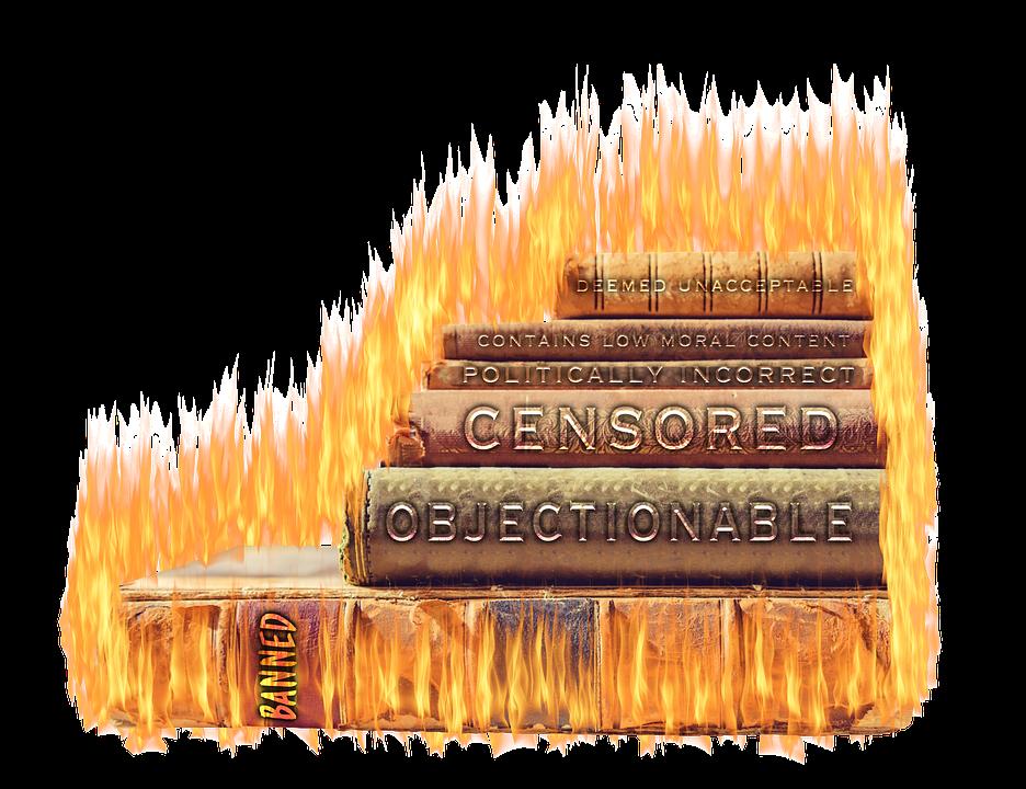 Λογοκρισία,  Καταπίεση και Άσκηση Ελέγχου