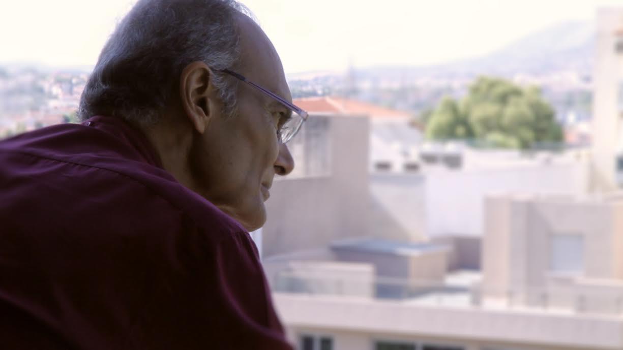 Το ντοκιμαντέρ του Αντώνη Τολάκη «Αλέξανδρος Βέλιος:      Η τελευταία απόφαση» στην Galerie Δημιουργών