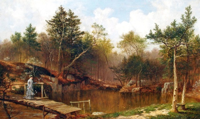Scene on the Hutchinson River