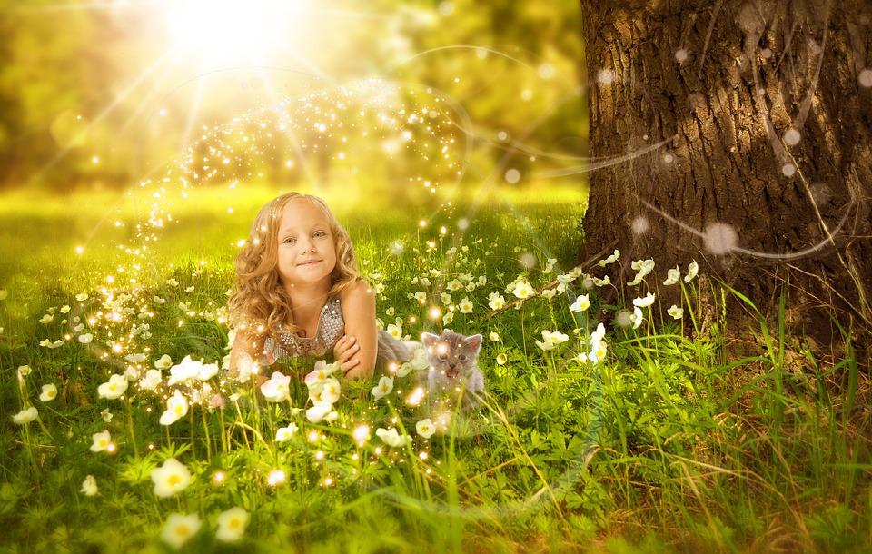 Αυτός που μαθαίνει τα παιδιά να χαμογελούν