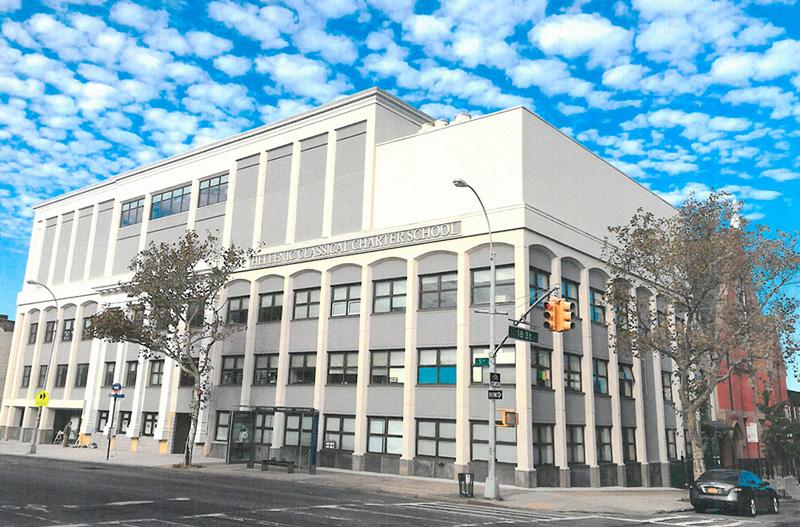 Hellenic Classical Charter School: Ενα πρότυπο ελληνικό σχολείο στη Νέα Υόρκη