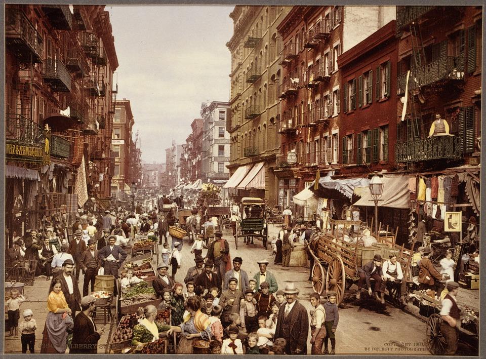 Οι πρώτοι Ναυπάκτιοι μετανάστες στις ΗΠΑ πουλούσαν λουλούδια στους δρόμους του Μανχάταν