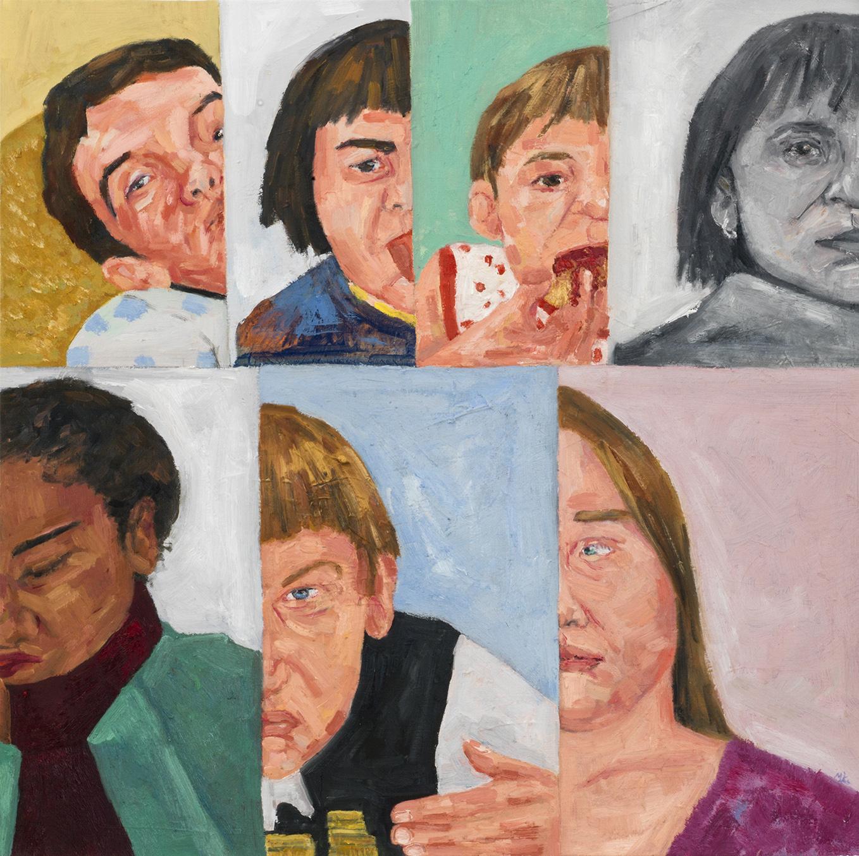 Sin as a Portrait  Τα 7 θανάσιμα αμαρτήματα μέσα από πορτραίτα