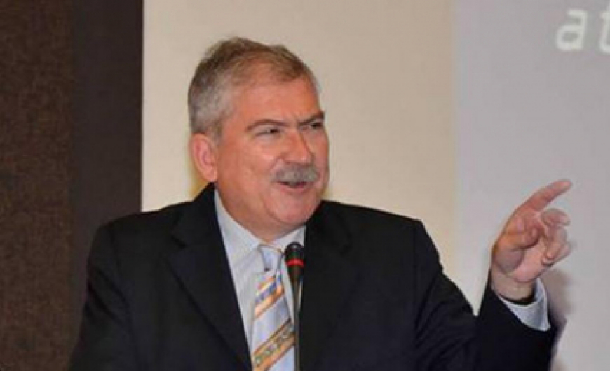 Dr. Papasotiriou of Panteion Lectures in Tampa on European Integration