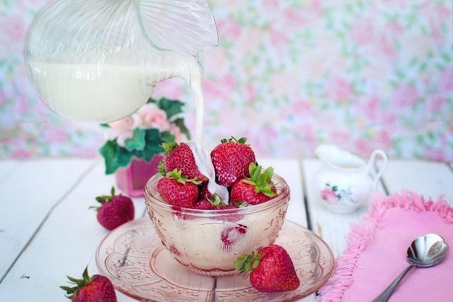 Τα γλυκά της Φραουλίτας