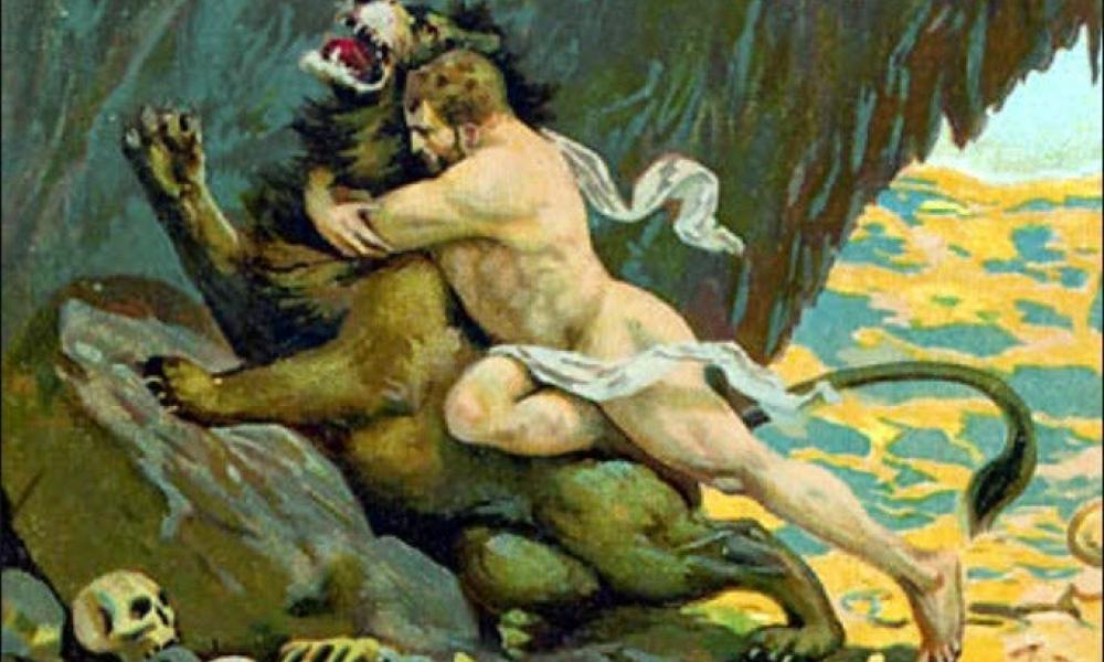 Οι δώδεκα Άθλοι του Ηρακλή στον Ζωδιακό