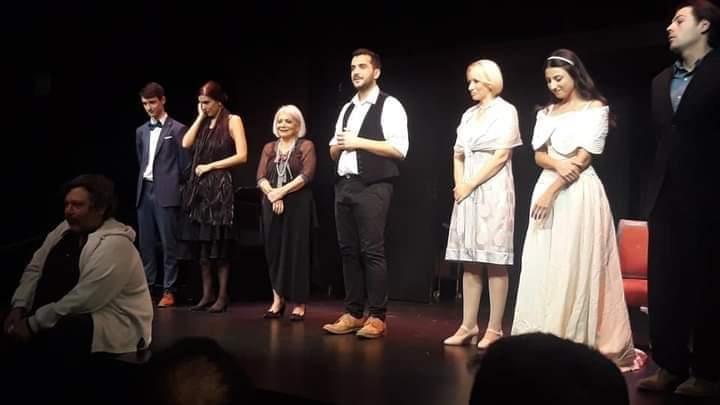 """Πρεμιέρα της παράστασης """"Αττίκ, μια ζωή χειροκροτήματα"""""""
