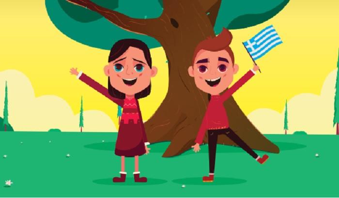 Η Ελληνική Γλώσσα ταξιδεύει στον κόσμο! www.staellinika.com