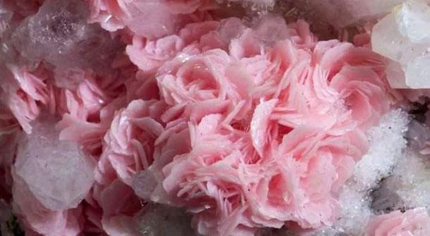 Ροζ χαλαζίας και οι ενεργειακές εφαρμογές του