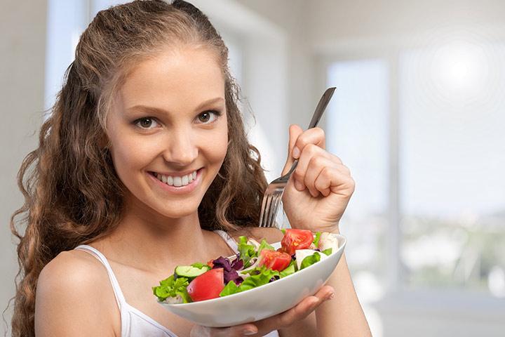 Εφηβεία και διατροφή