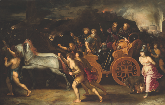 The Capture of Rome