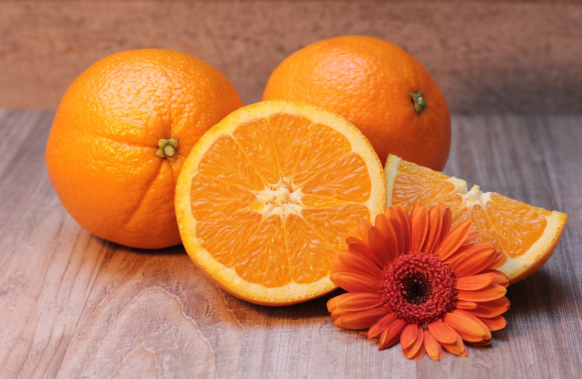 Πορτοκάλι: βασιλιάς της βιταμίνης C