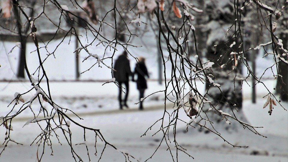 Παιχνίδι στο χιόνι…