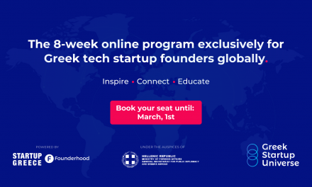 Greek Startup Universe: A network for innovative Greeks from across the Globe supported by the Hellenic Ministry of Foreign Affairs