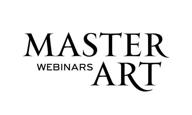 MASTER ART WEBINARS