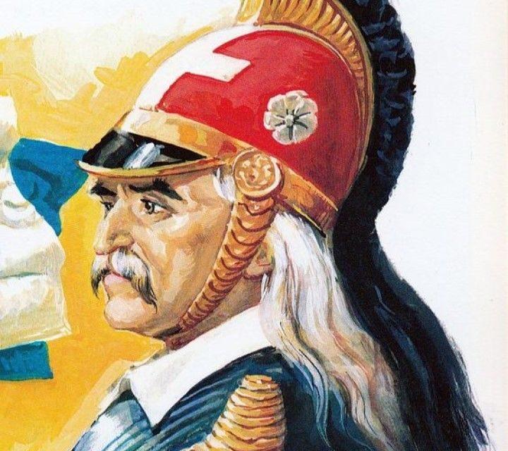 Κολοκοτρώνης : Ο Γέρος του Μοριά