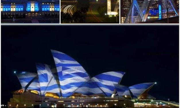 Εορτασμός της 200ης Επετείου της Ελληνικής Επανάστασης στη Φλόριδα
