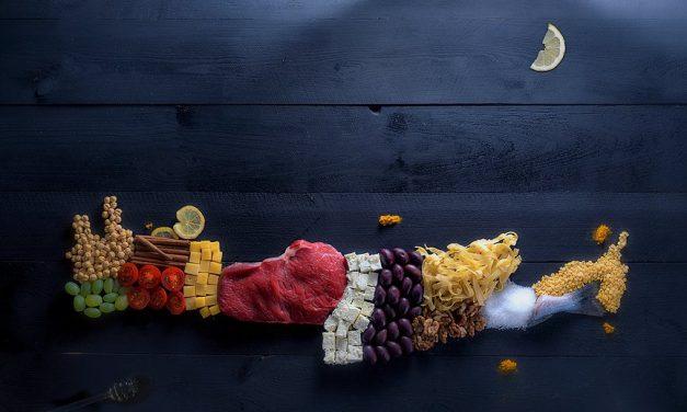 Εργα τέχνης με τα υλικά μιας …μαγερικής συνταγής
