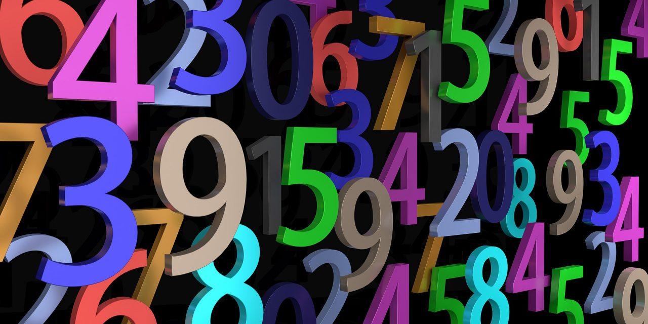 Υπερβολή ή έλλειψη αριθμών στο όνομά μας