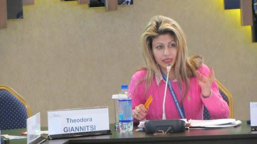 Η Πρόεδρος του Κέντρου Ελληνικού Πολιτισμού  με έδρα τη Μόσχα Θεοδώρα Γιαννίτση, μιλάει για τη διδασκαλία και διάδοση του Ελληνικού Πολιτισμού.