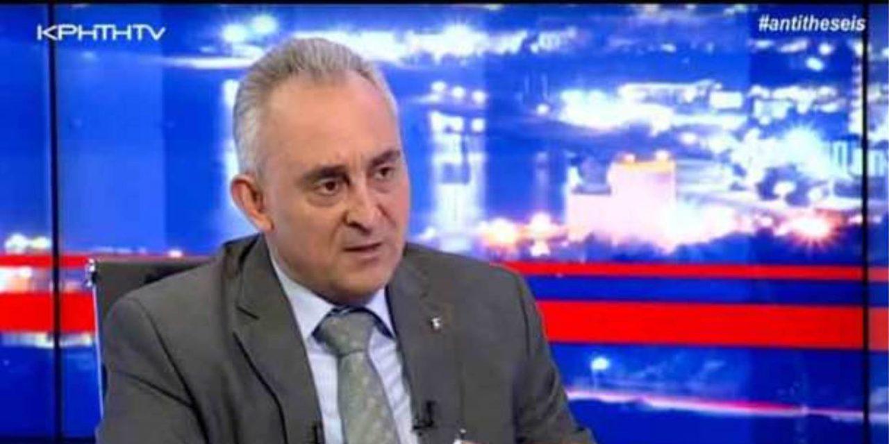 ο καθηγητής Γεωπολιτικής στη Σχολή Ευελπίδων, Κωνσταντίνος Γρίβας μιλάει για το γεωπολιτικό διακύβευμα στον Ελληνοτουρκικό ανταγωνισμό