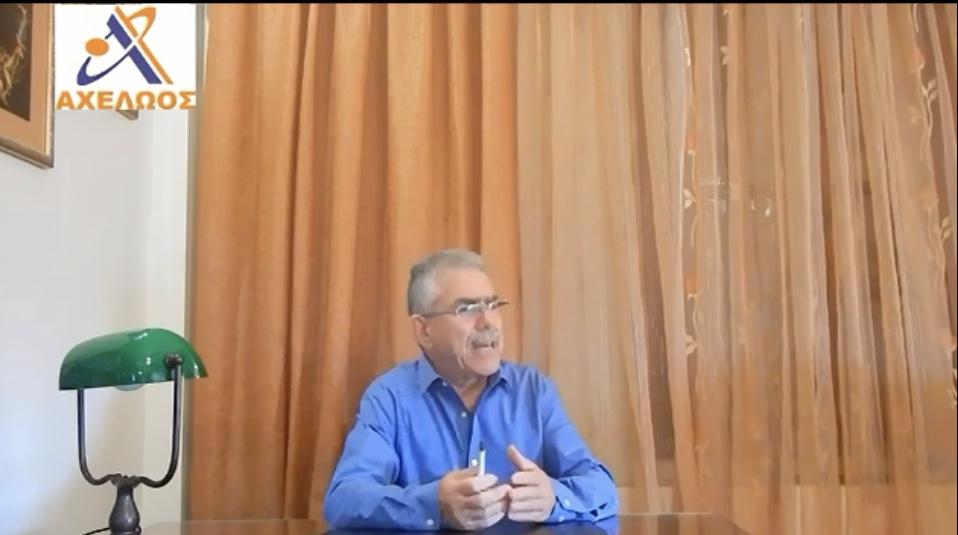 Ο Φιλόλογος και Συγγραφέας Γιώργος Διγιδίκης  μιλάει για την ιστορία της Λέσβου και τι προσφέρει ως τουριστικός τόπος.
