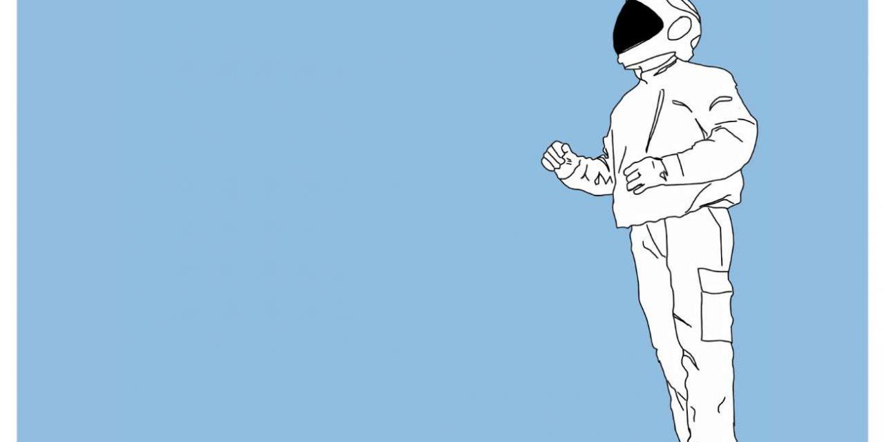 """The Space Cadet""   Ένα χορευτικό ταξίδι στο διάστημα   7 & 8/9 Αστεροσκοπείο Αθηνών"