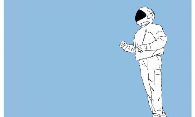"""The Space Cadet"" | Ένα χορευτικό ταξίδι στο διάστημα | 7 & 8/9 Αστεροσκοπείο Αθηνών"