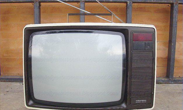 Έγχρωμη τηλεόραση!